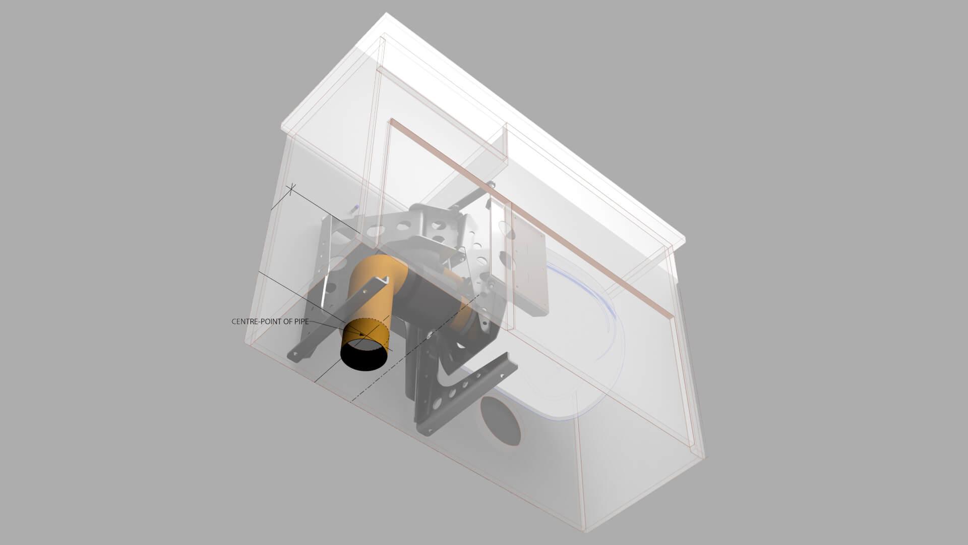 hidealoo cabinet floor waste exit retractable hidden toilet 1920 x 1080